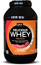 QNT Delicious Whey Protein Powder Strawberry 2 2 kg