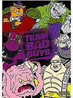 dune tmnt ティーンエイジ・ミュータント・ニンジャ・タートルズ【TEAM BAD GUYS】 B4サイズポスター