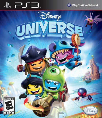 Disney Universe - Playstation 3