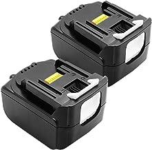 Cikuso Adaptador De Carga USB para Makita Adp05 Bl1415 Bl1430 Bl1815 Bl1830 14.4-18V