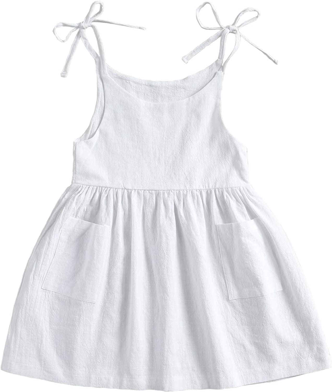 Listenwind Dedication Baby Toddler Girls Tutu Prince Strap Max 83% OFF Sleeveless Dress