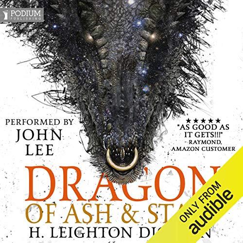 Dragon of Ash & Stars cover art