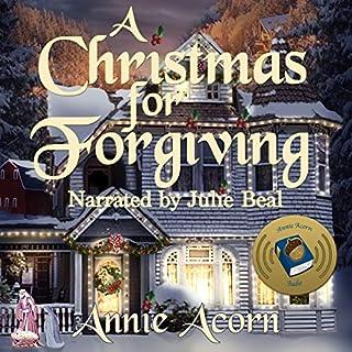 A Christmas for Forgiving audiobook cover art