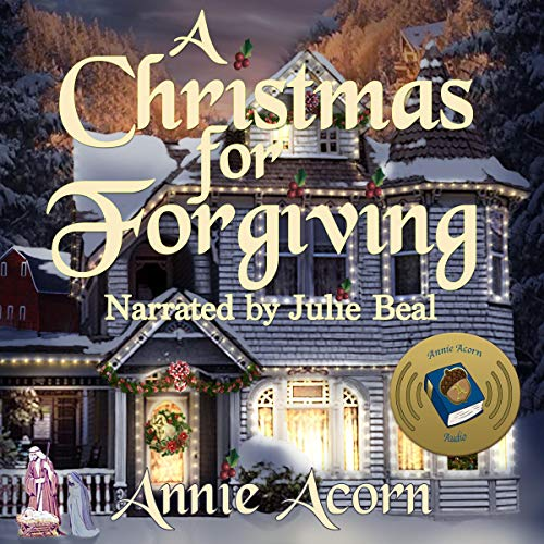 A Christmas for Forgiving audiobook cover art