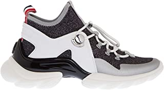 MONCLER Luxury Fashion Womens 205830001A002 White Sneakers   Fall Winter 19