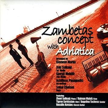Zampetas Concept With Adriatica