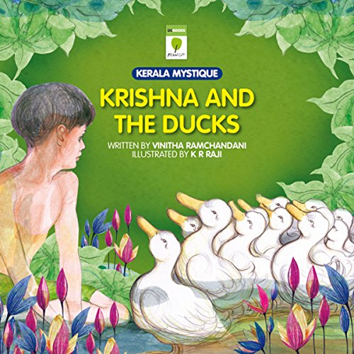 Krishna and the Ducks audiobook cover art