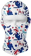 Hello Australia Good Day Mate Sun Mask Windproof Sunscreen Motorcycle Helmet Face Mask Outdoor Fishing UV Protection Balaclavas