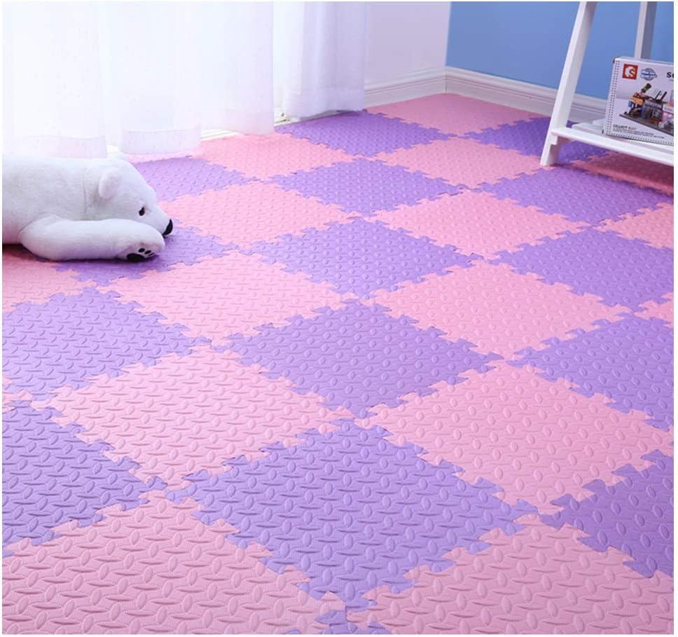 WUZMING Foam Puzzle Mat New color Interlocking Indianapolis Mall Moisture Tiles Floor P