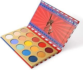 Eyeshadow Palette Docolor 15Color Eye Shadow Highly Pigmented Makeup Palette Long Lasting Waterproof
