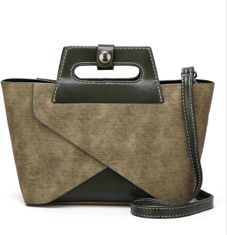Women's Mother Bag Retro Portable Slung Shoulder Bag
