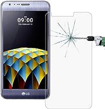 الهاتف المحمول خفف من الزجاج السينمائي For LG X Cam 0.26mm 9H Surface Hardness 2.5D Explosion-proof Tempered Glass Screen Film خفف من الزجاج السينمائي (Color : Color1)