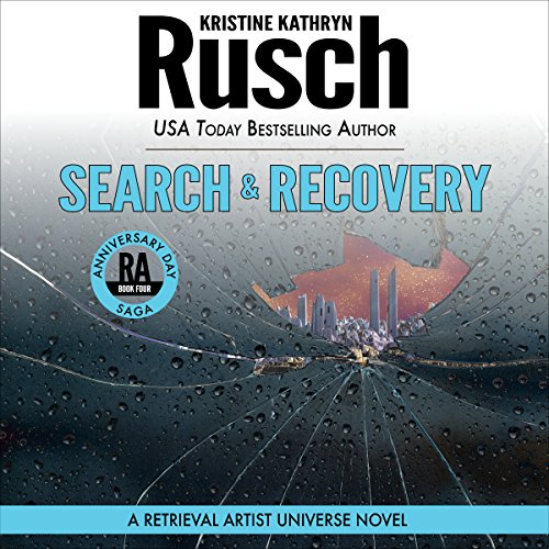 Search & Recovery audiobook cover art