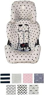 Fundas BCN ® - F127/0399 - Funda para silla de coche Klippan Kiss ® 2 - Lucky Swallow