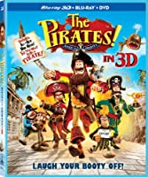 The Pirates!: Band of Misfits [Blu-ray] [Import]
