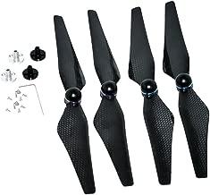 2 Pairs 9450s Self-tightening Carbon Fiber Propeller Blades for DJI Phantom 4 Quadcopter