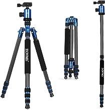 ZoMei Carbon Fiber Tripod,Tripod for Camera,66.5
