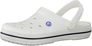 Crocs Sabots Blanc Mixte Adulte