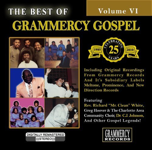 The Best Of Grammercy Gospel Volume 6 by Grammercy Records