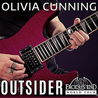 Outsider     Exodus End World Tour Series, Book 2              By:                                                                                                                                 Olivia Cunning                               Narrated by:                                                                                                                                 Joe Arden,                                                                                        Mackenzie Cartwright                      Length: 18 hrs and 26 mins     308 ratings     Overall 4.5