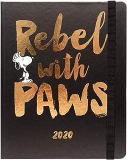 comprar comparacion Erik ASVP1904 - Agenda 2020 semana vista Snoopy, 17 meses