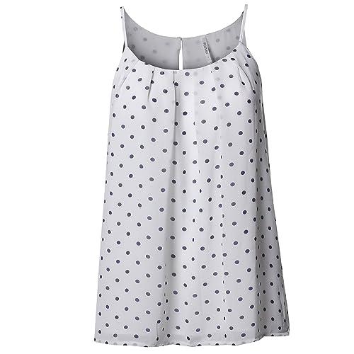 d0edbffe20c Plus4u Women s Plus Size Keyhole Back Lined Chiffon Blouse Pleated Top