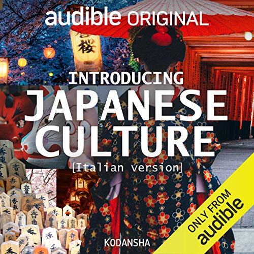 Introducing Japanese culture (Italian ver.) Titelbild