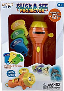Smart Play Click & See Projector Toy