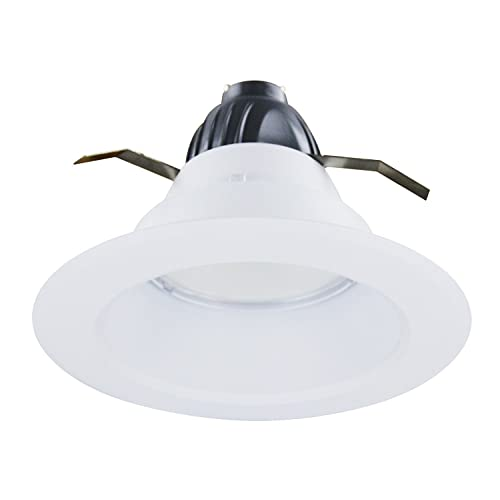 Cree Lighting CR6-625L-35K-12-GU24 LED Downlight, 6