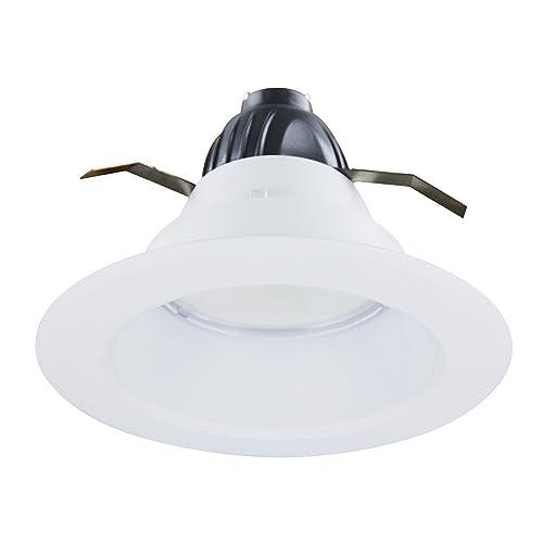 Cree Lighting CR6-625L-35K-12-GU24 LED Downlight, 6