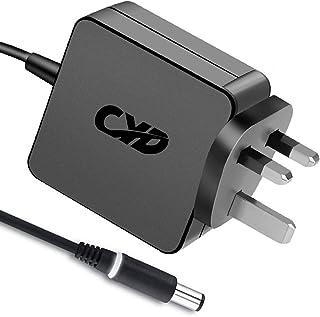 CYD - Cargador de Repuesto para portátil DELL E5550 E6540 E7240 E7270 E7440 E7440 E7470 DELL-Inspiron 11z 13 13r 14 14r 14v 15 15r 17 17r 1545 n4010 Latitude e7240 e7440 5480 e5440 e6400 AC Adapter