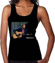 TV Times Val Doonican Playing Guitar 1972 Women's Vest