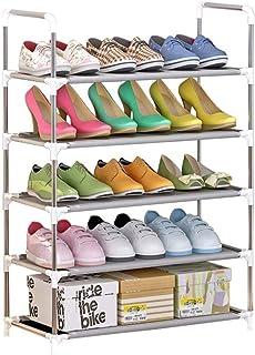 Zapatero de 5 Niveles, Organizador de Zapatos Apilable Port