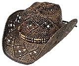 Modestone Men's Cowboy Hats