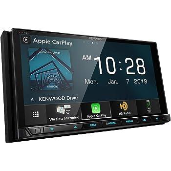 "Kenwood Excelon DDX9906XR 6.8"" High Def. Display DVD Multimedia Receiver Wireless CarPlay/A.Auto"