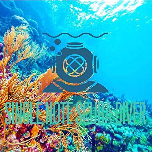 Single Note Scuba Diver