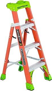 Louisville Ladder FXS1504, 4-feet, Orange