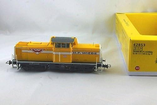 Brawa 42853 Diesellok BR 211 der H. F. Wiebe