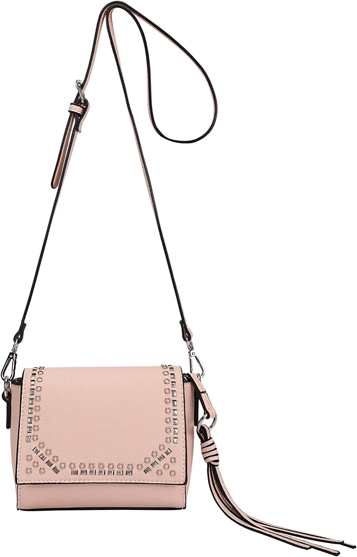 seOSTO Small Crossbody Bags for Bag Women Oakland Mall Regular store Tassel Shoulder with