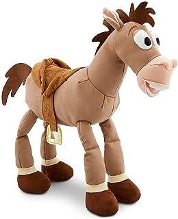 Disney Bullseye Plush - Toy Story - Medium - 17'' 412617303007