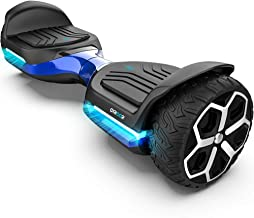 """Gyroor T581 Hoverboard 6.5"""" Off Road All Terrain Hoverboard with Bluetooth Speaker and Two-Wheel Self Balancing Hoverboard..."""