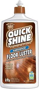 Quick Shine High Traffic Hardwood Floor Luster and Polish