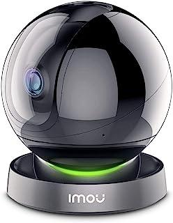 Cámara de Vigilancia WiFi Interior 1080P Movimiento Panorámico y de Inclinación Seguimiento Inteligente Detección de Personas Mediante IA Detección de Sonidos anómalos y Modo de Privacidad