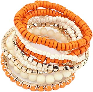Best orange bracelet jewelry Reviews