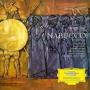 Verdi: Nabucco - Highlights (Sung in German)