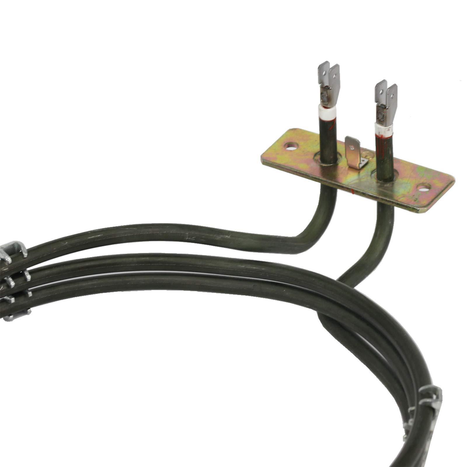 Spares2go 3 Gire Circular Resistencia para Electrolux ventilador ...