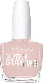 Maybelline New York - Superstay 7 Días Esmalte de Uñas Efecto Gel Tono 076 French Manicure