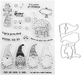 Pretty Patterns Silicone Clear Stamps for Card Making Decoration and Scrapbooking DIY Photo Album Decor