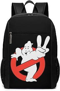 ッズ 男の子&女の子 ビンテージ ゴースト リュックバック リュックナップザック バッグ ノートパソコン用のバッグ 大容量 バックパック17インチ キャンパス バックパック 大人のバックパック 旅行 ハイキングナップザック