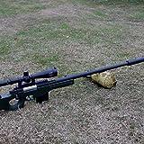 Cylindrical Shooting Bag, Waterproof Shooting Rest...